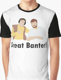 Alan Partridge Mid Morning Matters North Norfolk Radio Steve Coogan Fan Art Unofficial Funny Graphic T-Shirt