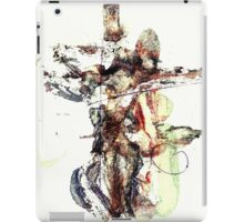 Crucifixion II 3, Christ in Ecstasy iPad Case/Skin