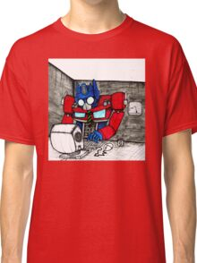 Transformers in the Office Classic T-Shirt