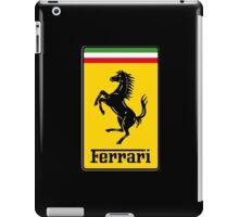 Ferrari Logo iPad Case/Skin