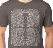 The Brain Totem - alternate colours Unisex T-Shirt