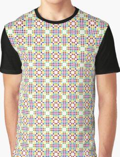 Geometric colorful pattern Graphic T-Shirt