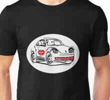 LOVE BUG VW CAR VARIOUS APPAREL Unisex T-Shirt