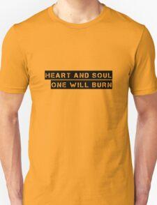 Joy Division Post Punk Music Punk Rock Ian Curtis Lyrics  Unisex T-Shirt