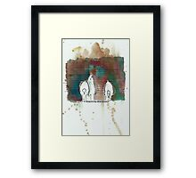 3 Pheasants Framed Print