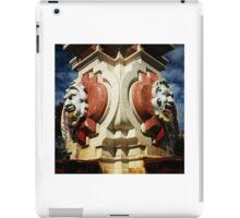 KC Plaza Fountain iPad Case/Skin