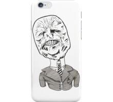 business man iPhone Case/Skin