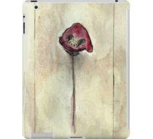 Papaver iPad Case/Skin