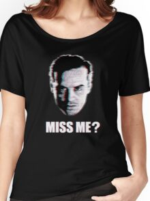 Miss Me? Static Women's Relaxed Fit T-Shirt