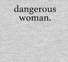 'dangerous woman' - Ariana Grande ♡ Zipped Hoodie