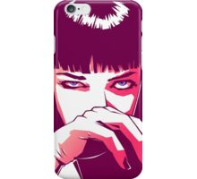 Mia Pink iPhone Case/Skin