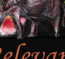 Wild Eelephant Sticker