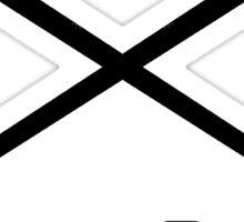 Battle Born (black) Sticker