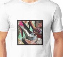 Silver Heels Unisex T-Shirt