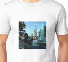 J.C. Nichols Fountain Unisex T-Shirt
