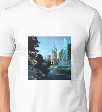 J.C. Nichols Fountain Unisex T-Shirt