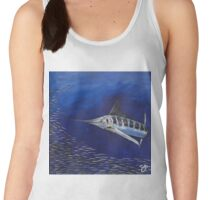 My Boy Blue Women's Tank Top