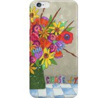 Don't Just Choose Joy - Chase Joy iPhone Case/Skin