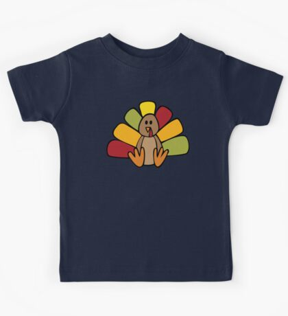 Turkey Time Kids Tee