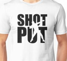 Shot put Unisex T-Shirt