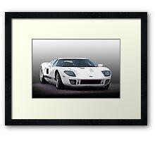 Ford Production GT I Framed Print