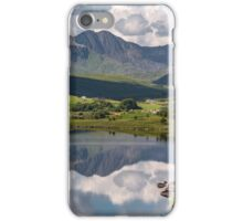 Snowdon Horseshoe iPhone Case/Skin