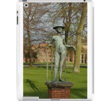 Girl In A Hat iPad Case/Skin