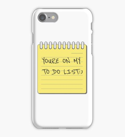 Funny Sexy Party Humour Joke Teen Charming Ironic iPhone Case/Skin