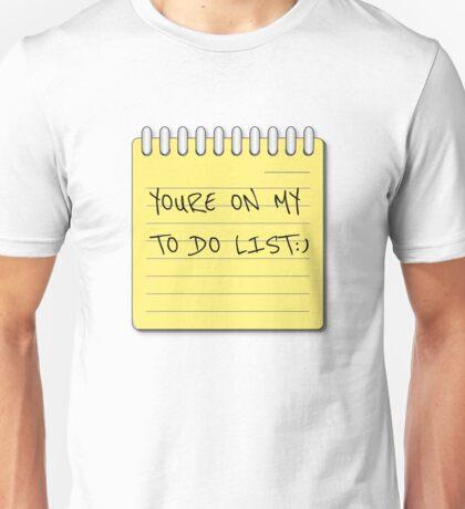 Funny Sexy Party Humour Joke Teen Charming Ironic Unisex T-Shirt