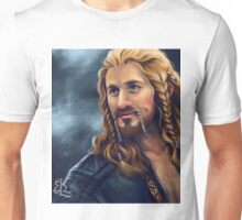 Fili-Blue and Gold Unisex T-Shirt
