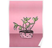 Wonky Flora 2 Poster