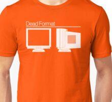 Dead Format - CRT Monitor Unisex T-Shirt