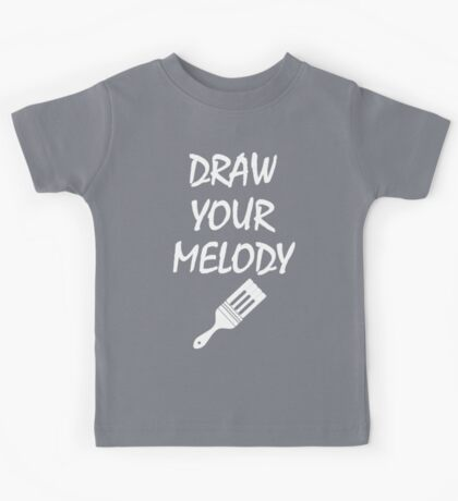 Melody brush Kids Tee