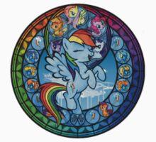 My Little Pony ~ Friendship is Magic ~ Rainbow Dash One Piece - Short Sleeve
