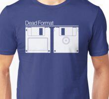 Dead Format - 3.5 Floppy Disk Unisex T-Shirt