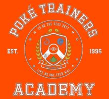 Pokemon Academy Kids Tee