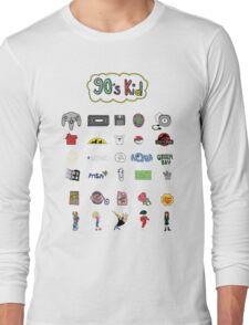 90s Kid Long Sleeve T-Shirt