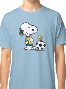 Snoopy Football Classic T-Shirt