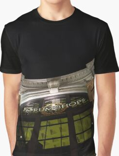 The Forum Shops at Night Graphic T-Shirt
