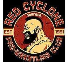 Pro Wrestling Photographic Print