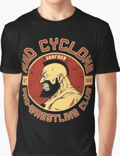 Pro Wrestling Graphic T-Shirt