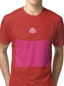 Oh, d-d-d-dear - Piglet Tri-blend T-Shirt