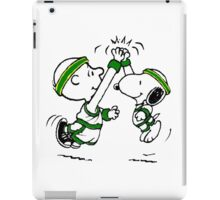 Snoopy Basketball iPad Case/Skin