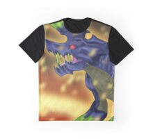 Crushing Wyvern Brachydios Graphic T-Shirt