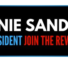 Bernie Sanders For President Join The Revolution Sticker
