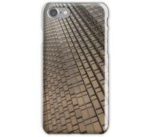 Gold and Gray iPhone Case/Skin
