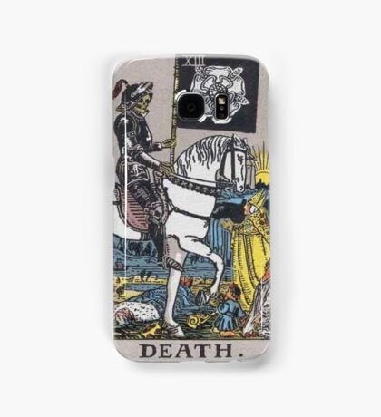 Tarot card - Death Samsung Galaxy Case/Skin