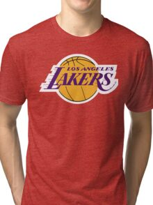 Los Angeles Lakers Tri-blend T-Shirt