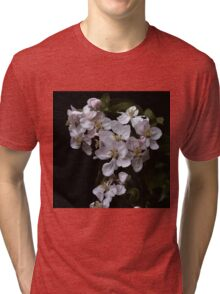 Apple blossoms Tri-blend T-Shirt