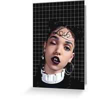 fka twigs Greeting Card